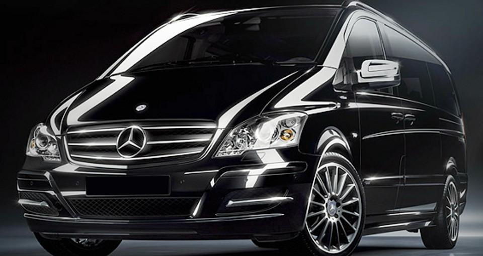 Mercedes benz minivan viano extralong for Mercedes benz fleet
