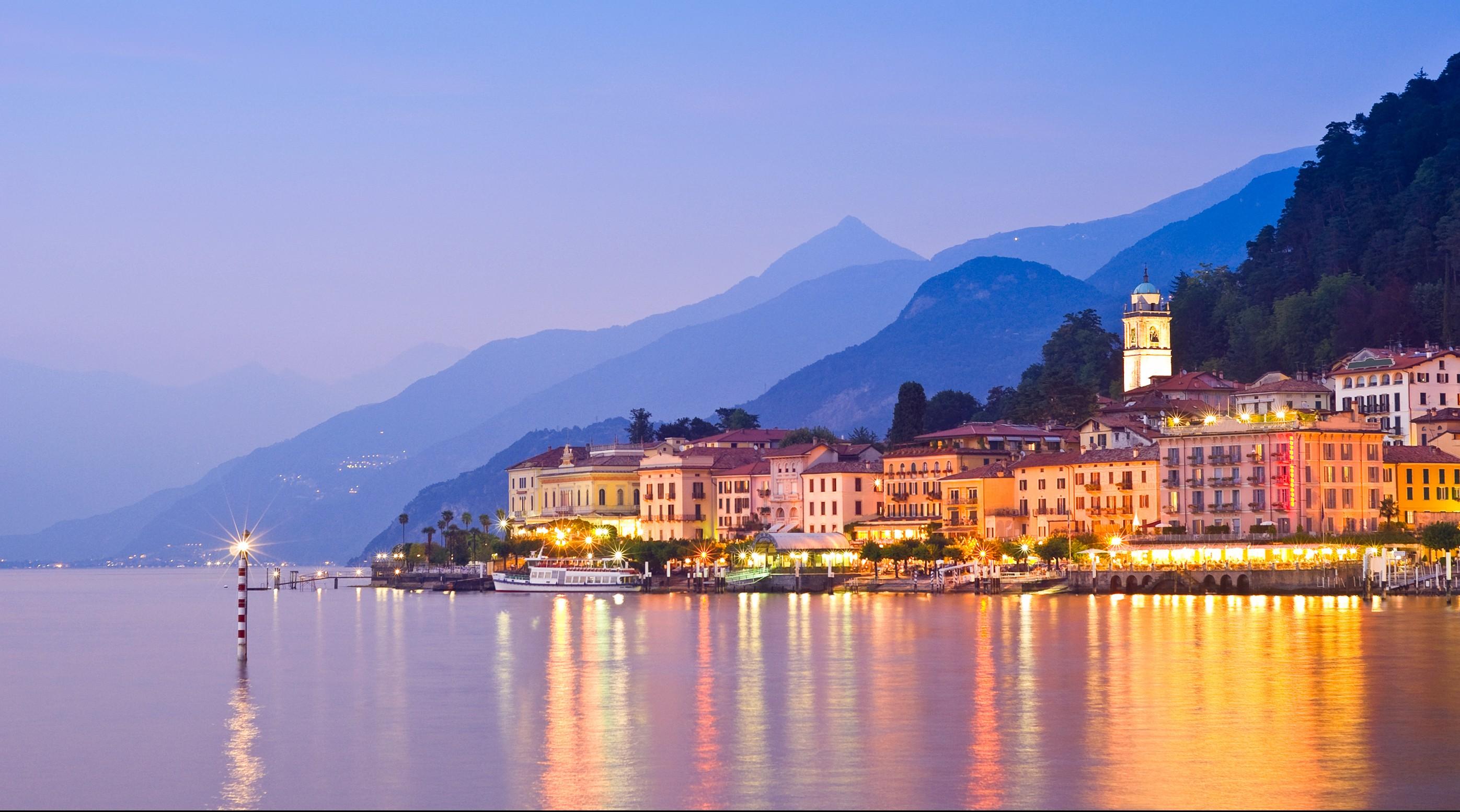 Camping Lake Como >> TRANSFER DA/PER LAGO DI COMO